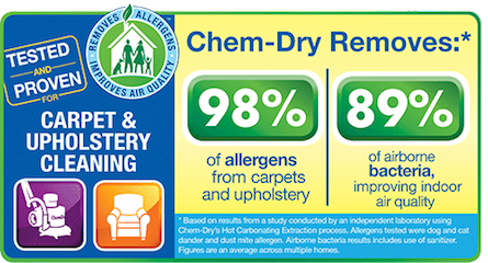 Chem-Dry of Salem Carpet Services
